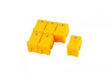 微型拼接零件盒